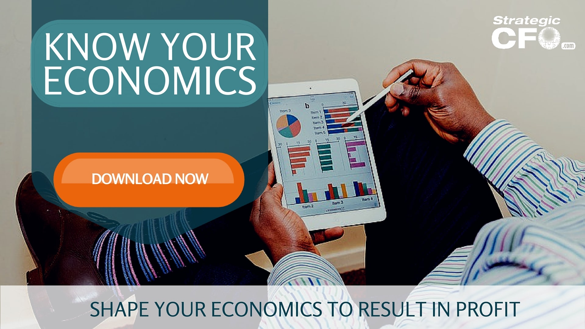 knowing your economics, Discipline of the Financial Leader