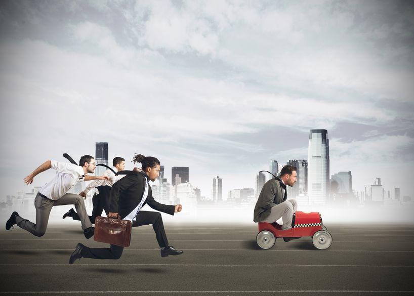 business movement