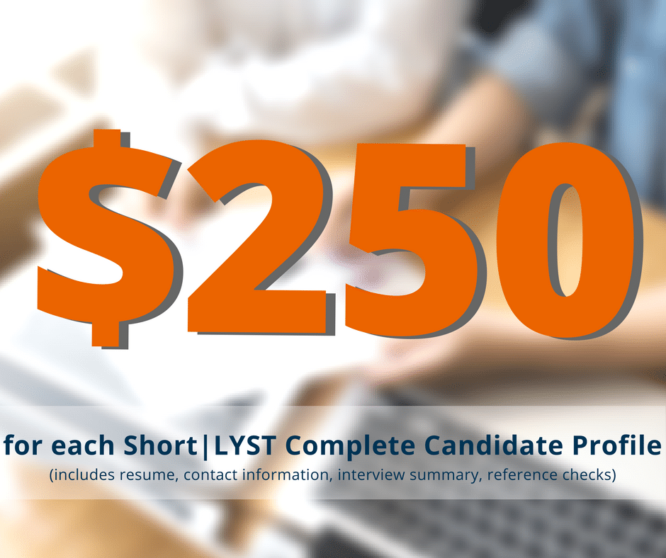 Short|LYST Pricing